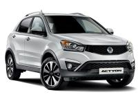 SsangYong New Actyon 11-